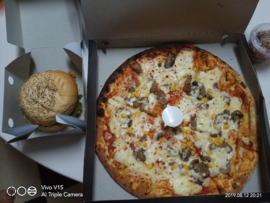 pizza halal