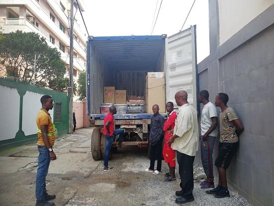 servis door to door- port to home