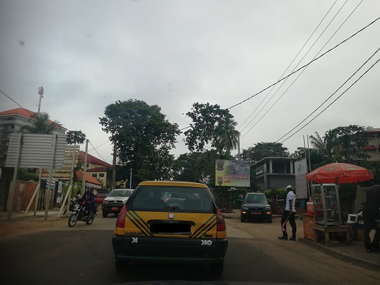 taxi in conakry