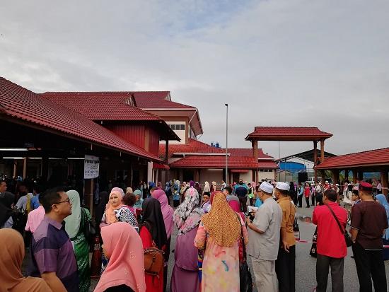 temuduga terbuka di JPN Kelantan