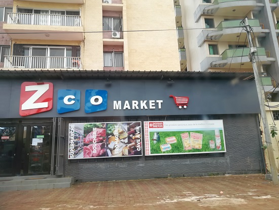 ZCO Market Another Supermarche in Conakry
