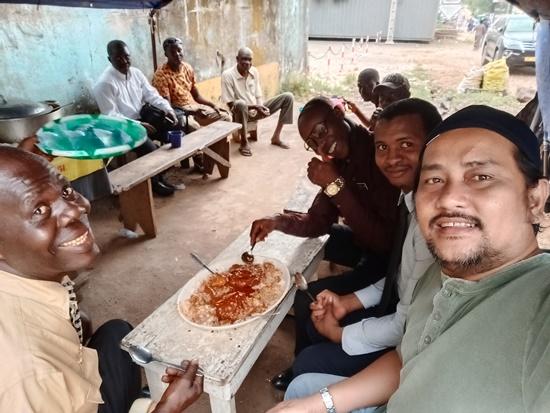"""Guinea Cuisine """"Konkoe"""", Macam Asam Pedas"""