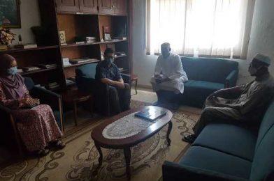 Mencari Rezeki di Guinea, Pembayaran Zakat Fitrah Tanpa Akad