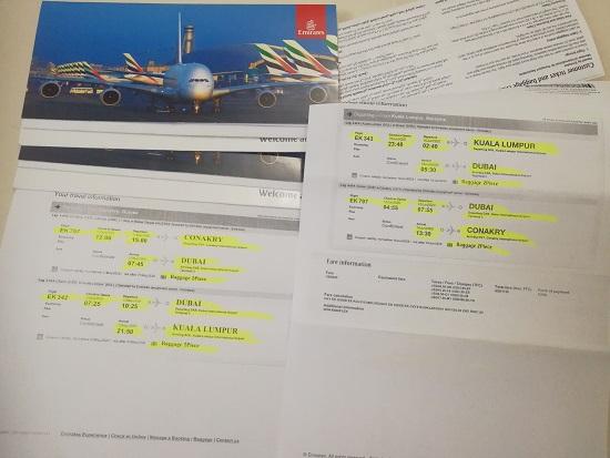 emirates flight refund
