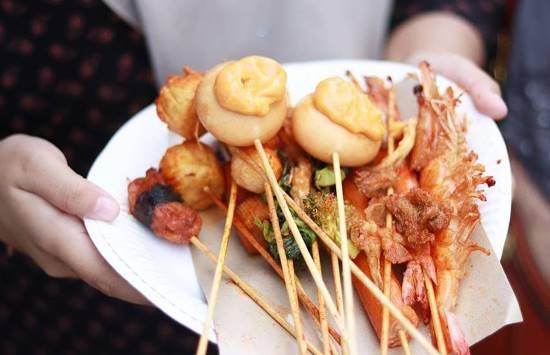 steamboat loklok makanan best di Malaysia
