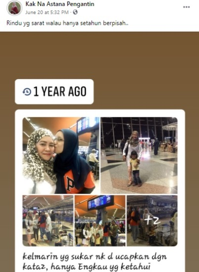 setahun di luar negara