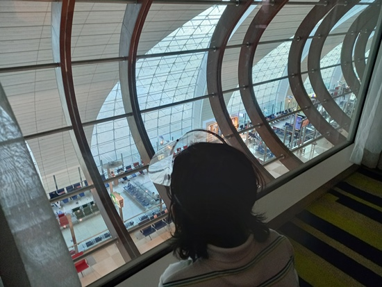 Stay di Dubai International Airport Hotel, Boleh Check-in Bila-Bila Masa